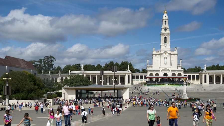 Santuário de Fátima vai receber milhares de peregrinos domingo e segunda-feira