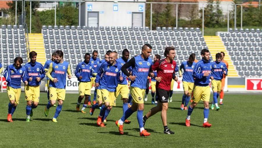 Futebol Clube de Arouca quer consolidar-se na I Liga