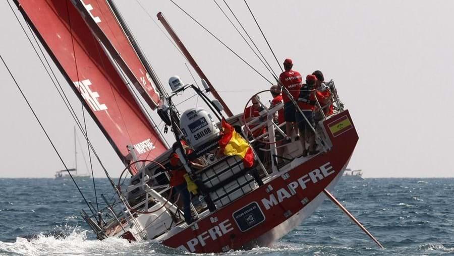 Os participantes que completem a Volvo Ocean Race terão percorrido 38.739 milhas náuticas