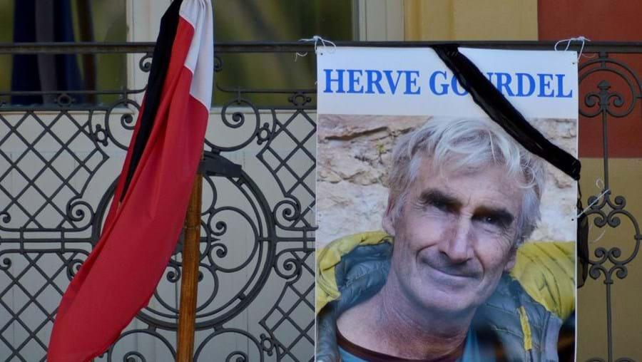 Hervé Gourdel guia de alta montanha