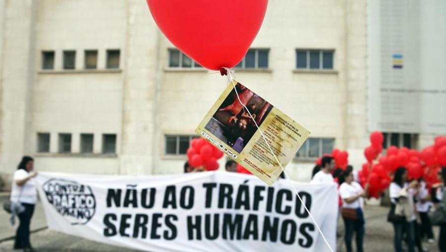 O número de vítimas de tráfico de seres humanos sinalizadas em Portugal triplicou no espaço de um ano