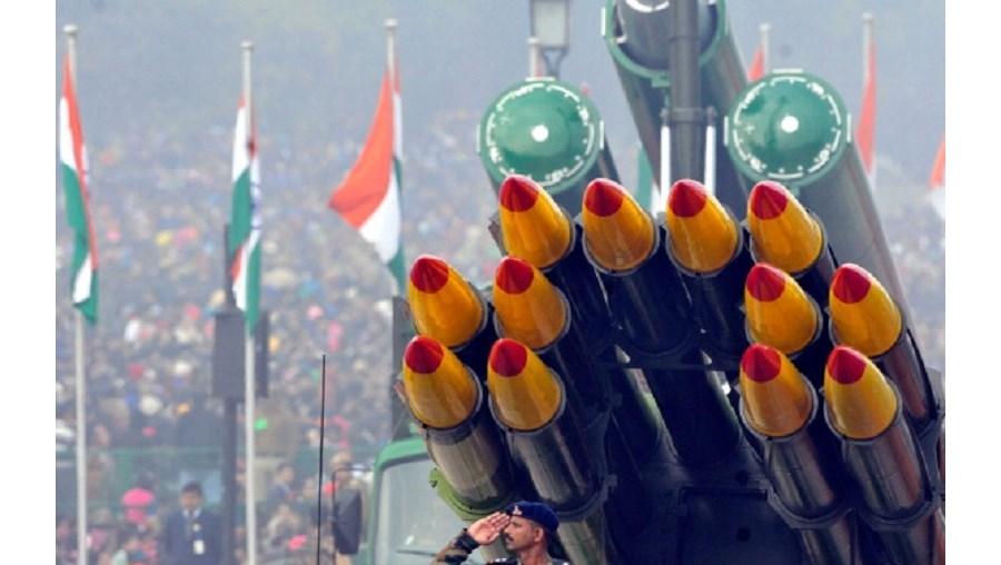 A Índia intensificou o desenvolvimento de mísseis e sistemas de defesa nos últimos anos