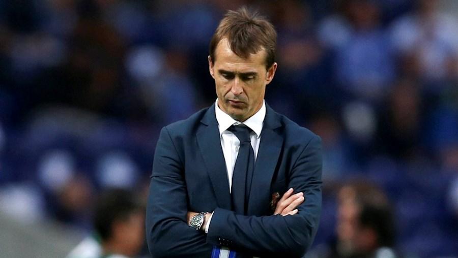 Julen Lopetegui foi contratado por Pinto da Costa para revolucionar a equipa