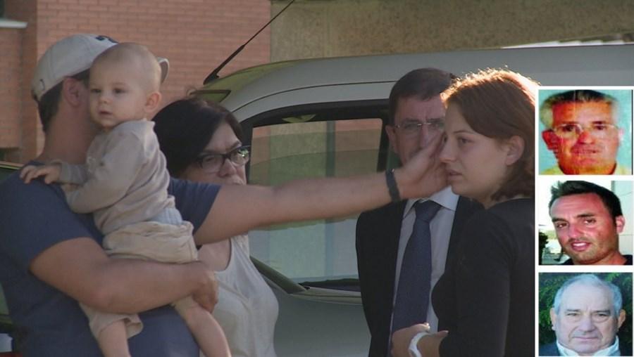 Três portugueses morreram no acidente da A62. Foi a Guardia Civil que deu a trágica notícia a Flávia Costa