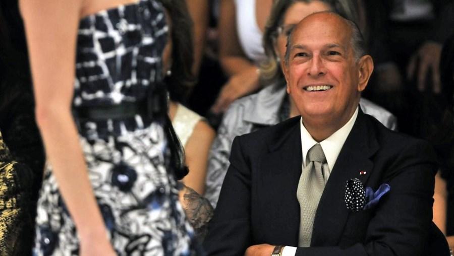 Estilista Oscar de La Renta morreu aos 82 anos