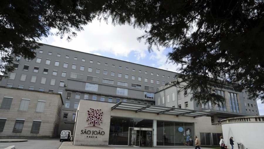 Hospital S. João no Porto