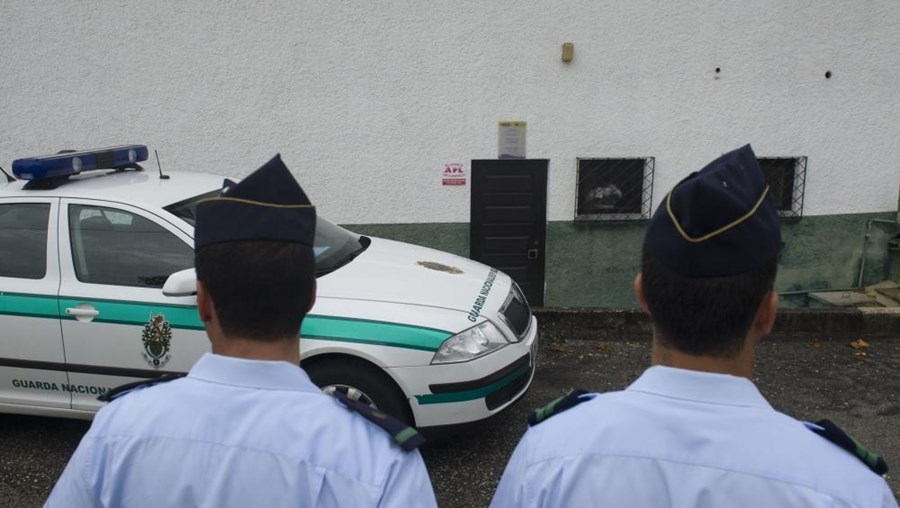 Jovem detido pela GNR está desempregado e tinha 1.600 euros em dinheiro