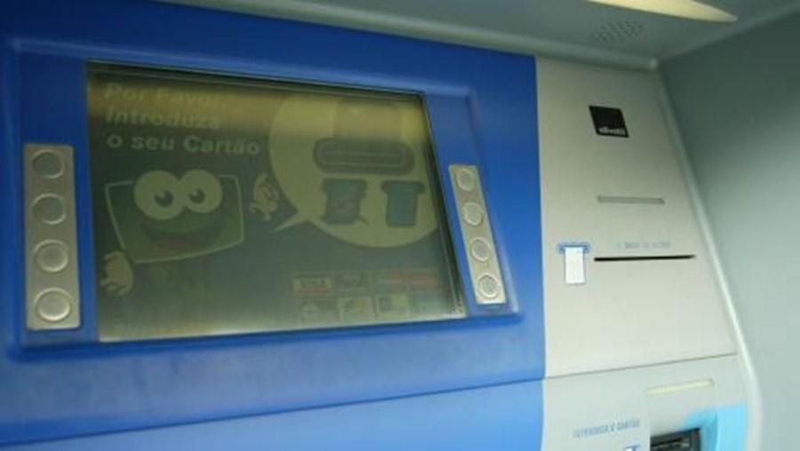 Caixa ATM do Multibanco