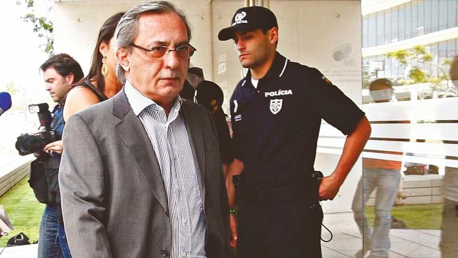 Carlos Cruz cumpre pena de seis anos de prisão na Carregueira