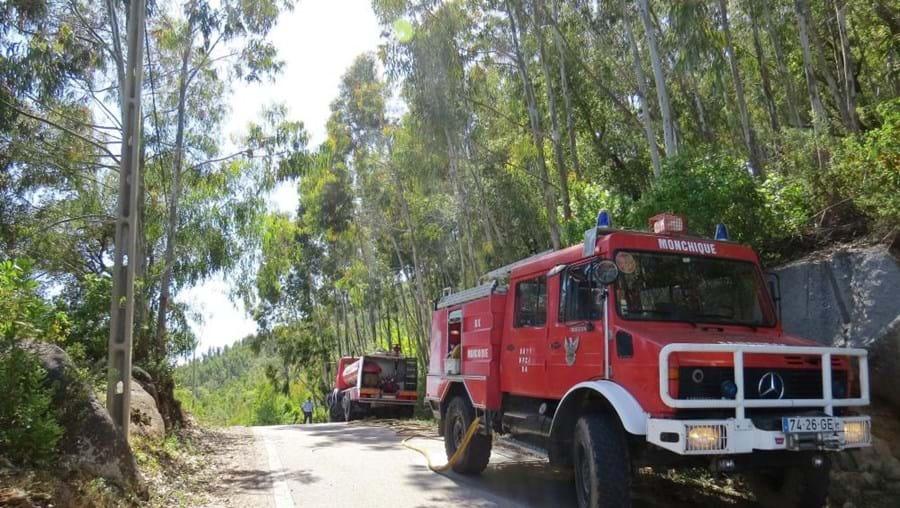 Monchique em alerta com risco muito elevado de incêndio