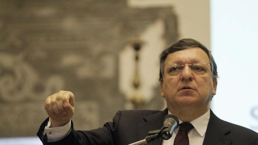 Barroso considerou que a Comissão conseguiu evitar a rutura da União Europeia