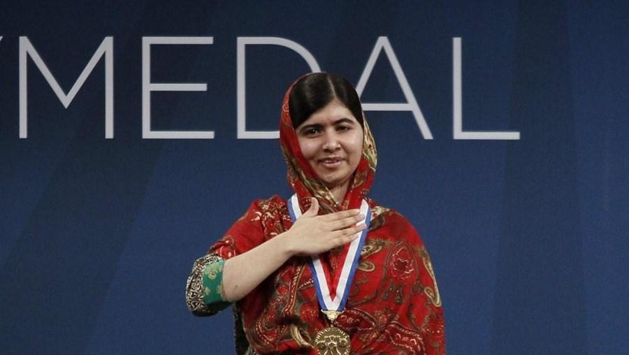 Malala deseja que os 57 milhões de crianças que não vão à escola obtenham o direito à educação