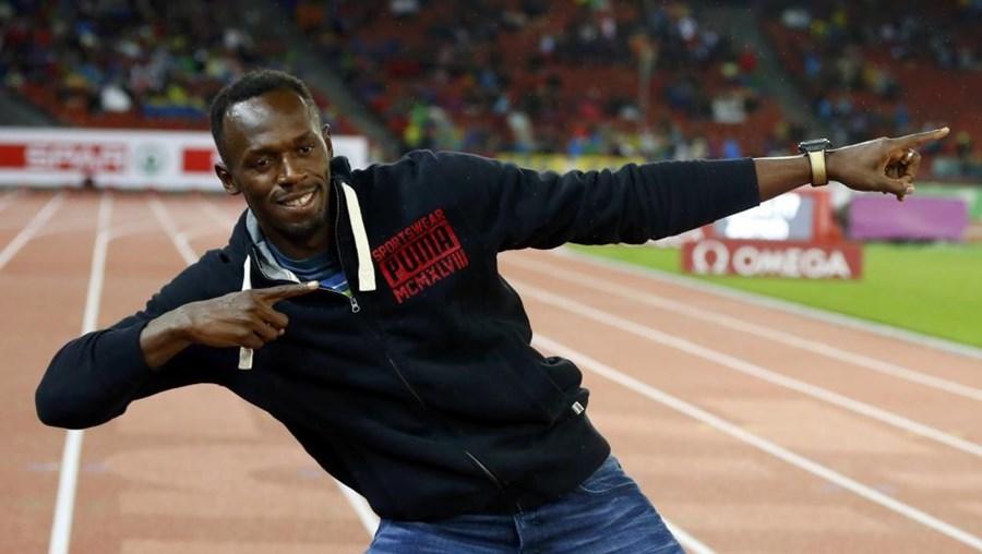 Usain Bolt vai ajudar na recolha de apoios