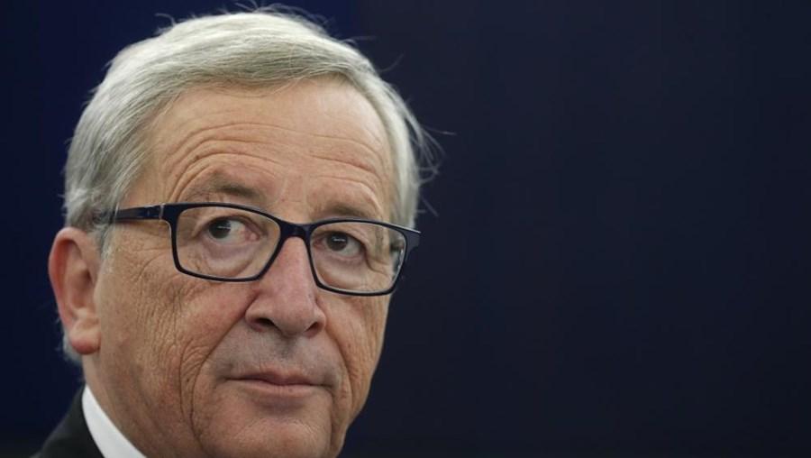 O presidente Juncker teve de fazer alterações à lista inicial de comissários