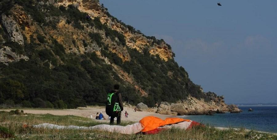 3º: Setúbal vai contar com 32 graus de temperatura máxima (na imagem, a praia de Portinho da Arrábida, no distrito de Setúbal)