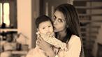 Carolina Patrocínio partilha momentos de amor com filha