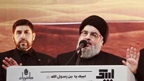 Líder do Hezbollah faz rara aparição em público em Beirute