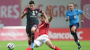 Árbitro do Braga-Benfica com pior nota da época