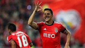 Enzo Pérez sai do Benfica em janeiro