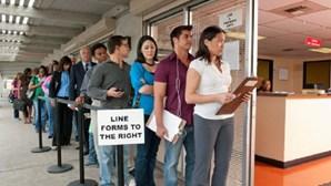 Taxa de desemprego sobe nos EUA com novos empregos muito abaixo do esperado