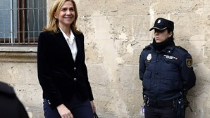 Cristina de Espanha acusada de fraude fiscal