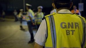 GNR deteve mais de uma centena de pessoas