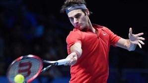 Federer desiste da final do Masters de ténis