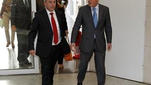 Reuniões suspeitas tramam ministro