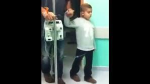 Morreu menino com tumor que leitores do CM ajudaram