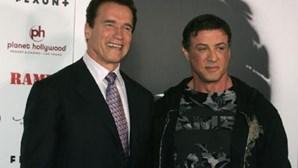 Stallone e Schwarzenegger de regresso a Macau