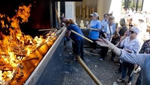 Apanhado a roubar esmolas no Santuário de Fátima