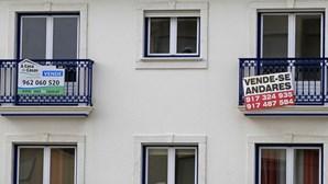 Taxas Euribor a descer em todos os prazos