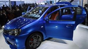 Produção automóvel cai 6,3% no Japão