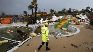 Inundações fazem três mortos e dois desaparecidos em França