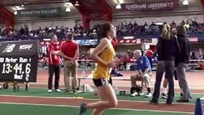 Esclerose múltipla não impede atleta de correr