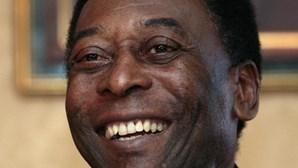 Estado de saúde de Pelé regista melhorias