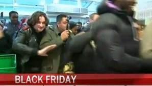 Loucura da Black Friday estende-se dos EUA a outros países