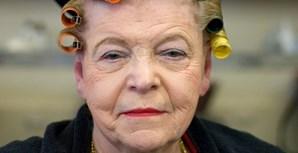 A norte-americana admira a coragem, a sabedoria e a beleza das idosas que fotografou