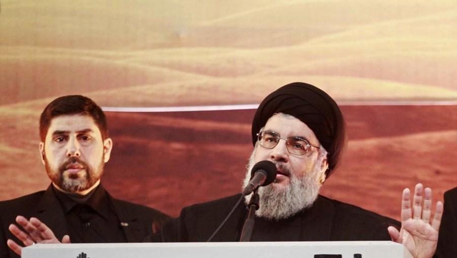 Líder do grupo islâmico xiita dirigiu-se a milhares de apoiantes