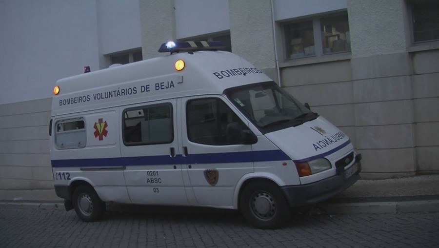 23 pessoas já foram transportadas para o hospital de Beja