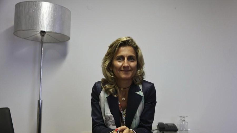 Ministra da Coesão Territorial, Ana Abrunhosa