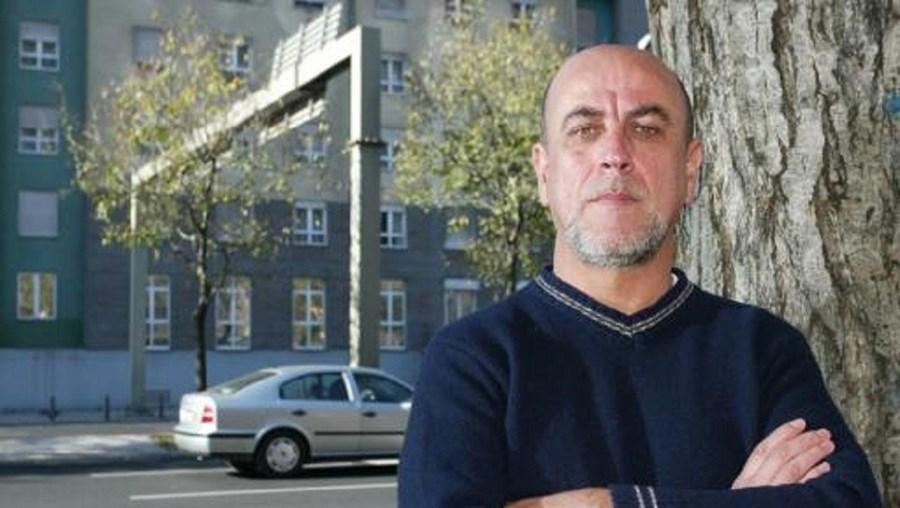 José Alho, presidente da Associação Sócio-Profissional independente da Guarda