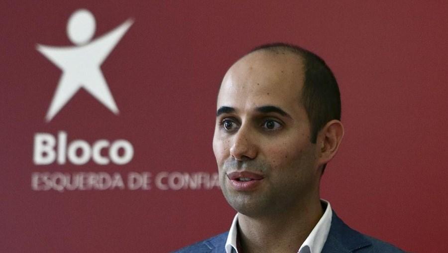 """A moção E, """"Bloco plural, fator de viragem"""" é encabeçada pelo líder parlamentar bloquista, Pedro Filipe Soares"""