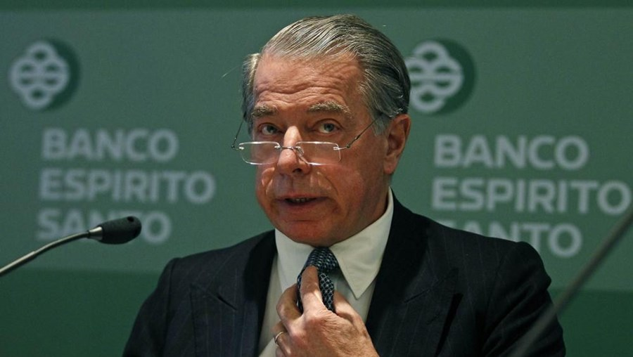 Ricardo Salgado, ex-presidente executivo do BES