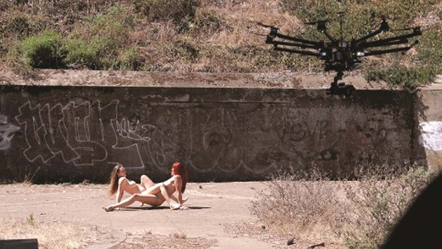 'Drone Boning' quer revolucionar a forma de fazer pornografia