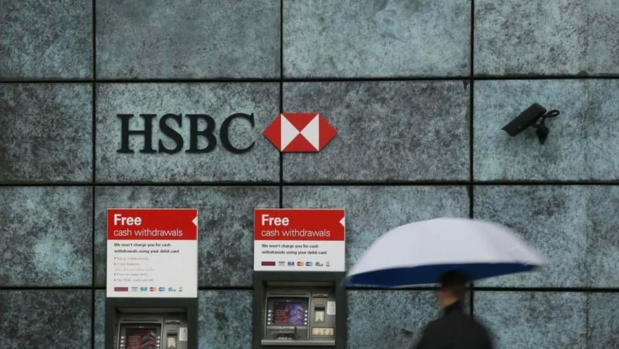 O HSBC é um dos maiores cinco bancos do mundo