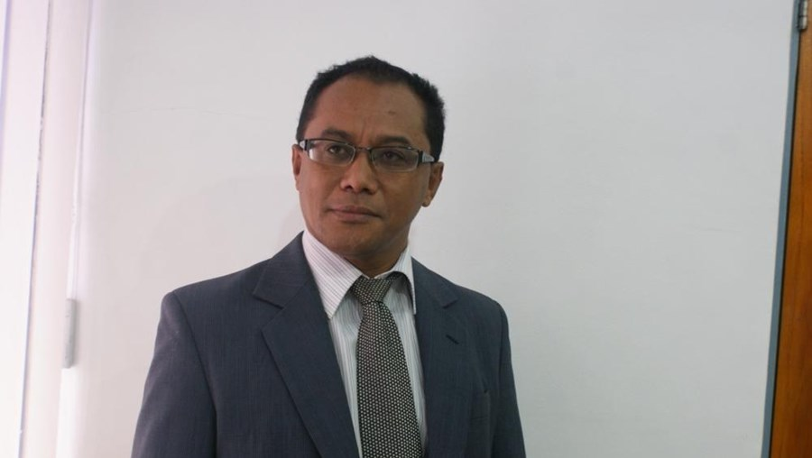 Dionísio Babo, ministro da justiça timorense
