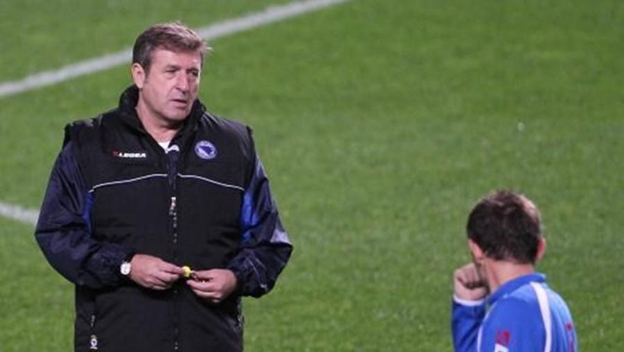 Susic foi selecionador da Bósnia durante cinco anos e dirigiu a equipa em 49 jogos
