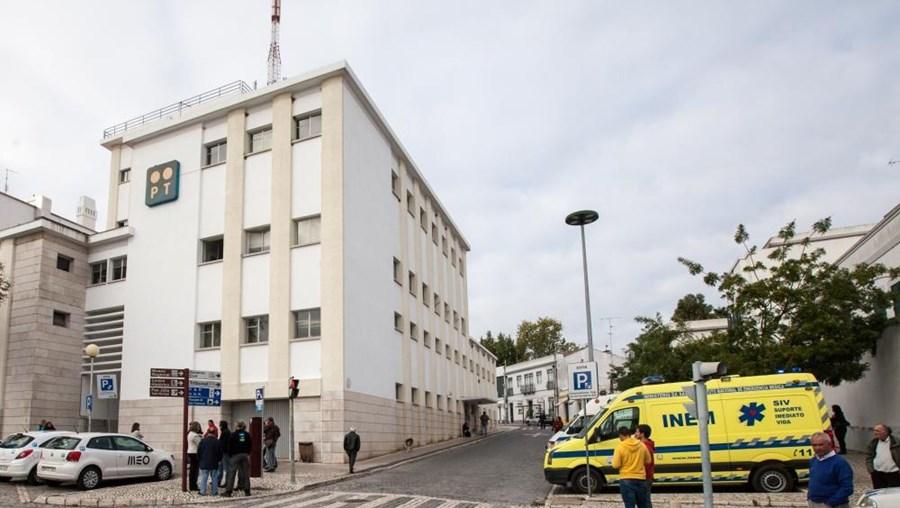 Casos de intoxicação ocorreram no edifício da PT em Beja