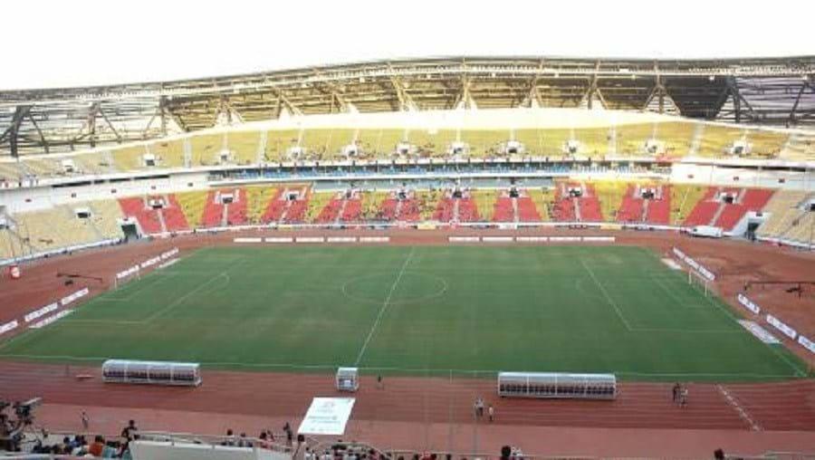 Estádio 11 de Novembro recebeu a final da Taça da Angola